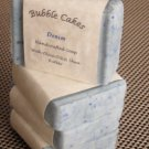 Handcrafted Denim Scented Bar Soap  Handmade with Organic Shea Butter Essential Oils