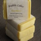 Handcrafted SweetGrass Scented Bar Soap  Handmade with Organic Shea Butter Essential Oils
