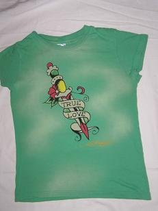Authentic Ed Hardy True Love Tee