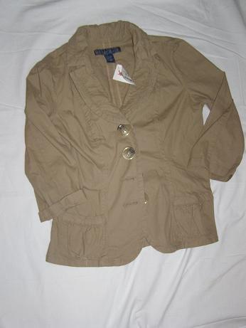 Baccini Fall Jacket