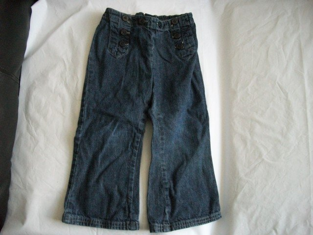 GAP Baby Denim Jeans Dark Fall Girls Toddler 24 2 2T
