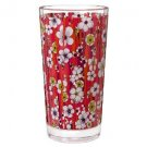 LIBERTY OF LONDON Set 4 Large Tumblers Cups Pink NEW