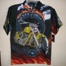 Orange County Choppers Boys Shirt M Medium 8 10 NWT New