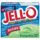 Jell-o Jello Instant Pistachio Sugar Free & Fat Free Pudding & Pie Filling, 1 Oz