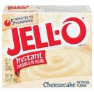 Jell-O Jello Instant Cheesecake Pudding & Pie Filling, 3.4 Oz