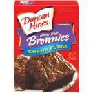 Duncan Hines Family Style Chewy Fudge Brownies, 21 oz