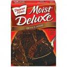 Duncan Hines Moist Deluxe Devil's Food Cake Mix, 18.25 oz