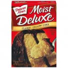 Duncan Hines Moist Deluxe Classic Yellow Cake Mix, 18.25 oz
