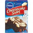 Pillsbury Fudge Supreme Cheesecake Swirl Brownie Mix, 15.5 Oz