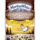 Martha White Cotton Country Cornbread Mix, 6 Oz