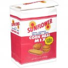 Sunflour Enriched Degerminated Self Rising White Corn Meal Mix, 5 Lb