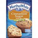 Martha White Cinnamon Sugar Muffin Mix, 7 Oz