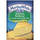 Martha White Sweet Yellow Cornbread & Muffin Mix, 7 Oz