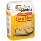 Aunt Jemima Yellow Corn Meal, 5 lb