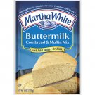 Martha White Buttermilk Cornbread & Muffin Mix, 6 Oz