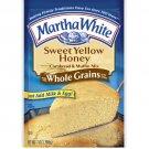 Martha White Sweet Yellow Honey Made w/Whole Grains Cornbread & Muffin Mix, 7 Oz