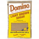 Domino Light Brown Sugar, 2 Lb