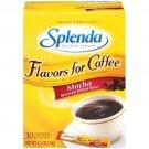 Splenda Mocha 30 Ct Flavor Blends For Coffee, 1.10 oz