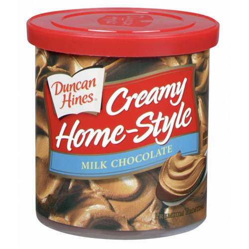 Duncan Hines Creamy Homestyle Milk Chocolate Frosting, 16 oz