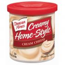 Duncan Hines Creamy Homestyle Cream Cheese Frosting, 16 oz