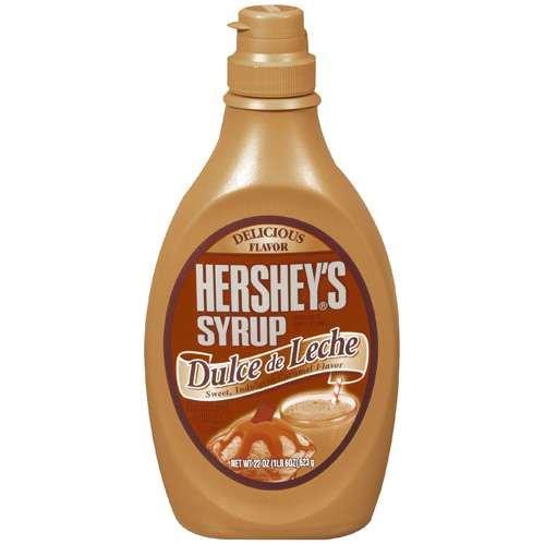 Hershey's Dulce De Leche Syrup, 22 Oz