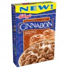 Kellogg's Cinnabon Crunchy Cinnamon Multi-Grain Cereal, 10 oz