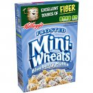 Kellogg's Frosted Mini-Wheats Blueberry Muffin Cereal, 16 oz