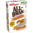 Kellogg's All-Bran Complete Wheat Flakes Cereal, 17.3 Oz