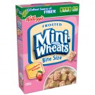 Kellogg's Frosted Mini-Wheats Strawberry Delight Cereal, 21.5 Oz