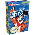 Kellogg's Frosted Flakes Cereal, 17 Oz