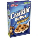 Kellogg's Cracklin' Oat Bran Cereal, 17 Oz
