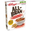 Kellogg's All-Bran Strawberry Medley Cereal, 13.2 Oz