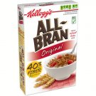 Kellogg's All-Bran Original Cereal, 18.3 Oz