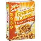 Sunbelt Bananas & Almonds Banana Nut Granola Cereal, 16 oz