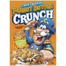 Captain Cap'N Crunch Crunch Peanut Butter Crunch Cereal, 14 Oz