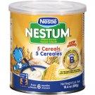Nestle Nestum Maggi 5 Cereals From 6 Months Infant Cereal ~ 10.6 oz.