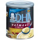 Gerber Infant Cereal w/DHA Oatmeal Single Grain, 8 Oz