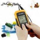 Fish Finder with Sonar Sensor