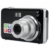 5MP Digital Camera with Face Detection + Optical Zoom