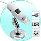 USB Digital Microscope (1.3MP, 200x Magnification)