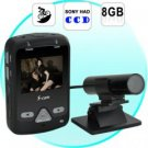 Mini Bullet Camera + DVR (Sony HAD CCD)