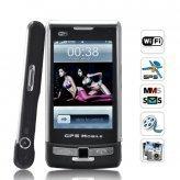El Turismo - 3.2 Inch Touchscreen Quadband WiFi Cellphone + GPS