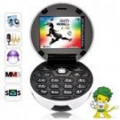 Football Mini China Cell Phone (Quad Band, Dual SIM)