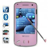 Allure - Mini China Cell Phone (Quadband, Dual SIM, Touchscreen)