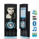Fiesta Deluxe Pocket Slider Phone (Quad Band, Dual SIM)