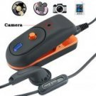 Spy DVR and Image Capture Clip On Surveillance Device (4GB)