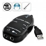 Amped Pro G266 - Guitar to USB Interface (PC, Mac)