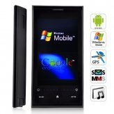 Windroid - Windows 6.5 Pro + Android Smartphone with GPS