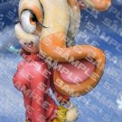 POSTER - 013 - 'Sonic Cute Cream the rabbit in a snowy night'