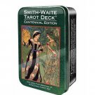 Smith-Waite Centennial Tarot Deck in a Tin Paperback – May 13, 2015